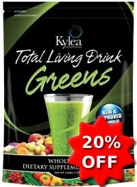 total living drink greens coupon